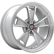 Centerline Alloy Wheels <br/>630MS MM1 Mirror Machined Face and Lip with Titanium Silver Accents