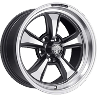 Centerline Alloy Wheels <br/>635MB MM6 Mirror Machined with Gloss Black Accents
