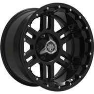Centerline Wheels <br/>830 LT1B Gloss Black