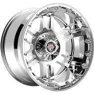 Centerline Alloy Wheels <br/>830 LT1C Chrome