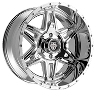 Centerline Alloy Wheels <br/>831V LT2 Bright PVD