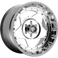 Centerline Alloy Wheels <br/>832V RT1 Bright PVD