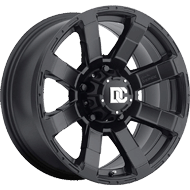 Dick Cepek Wheels <br/>DC Matrix Matte Black