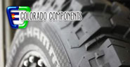 Colorado Components <br> Tires