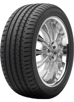 Continental Tires <br/>SportContact 2 SSR