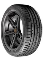 Continental Tires <br>SportContact 3 SSR