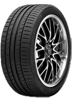 Continental ContiSportsContact SSR Tires