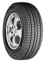 Continental Conti4x4Contact Tires