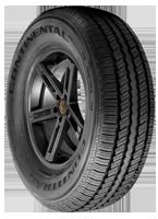 Continental ContiTrac Tires