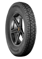 Continental Spare Tires