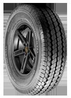 Continental VancoFourSeason Tires