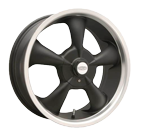 Cragar Wheels<br /> 600 Black