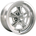 Cragar Wheels<br /> 610 Polished