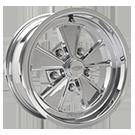 Cragar Wheels<br /> 500 Eliminator Polished