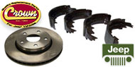 Crown Automotive<br /> Brakes