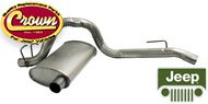 Crown Automotive<br /> Exhaust