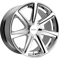 Cruiser Alloy <br/> 922C Kinetic Chrome Plated