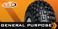 Cheng Shin <br />ATV General Purpose Tires