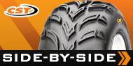 Cheng Shin <br />ATV Side-By-Side Tires