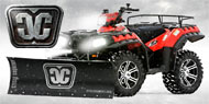 Cycle Country<br/> ATV Snow Plow