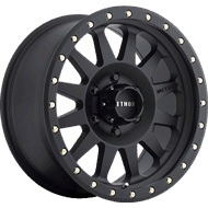 Method Race Wheels<br> Double Standard Black