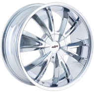DIP WHEELS<br /> D38 VIBE CHROME