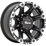 Dick Cepek Wheels<br /> Torque Black