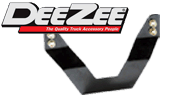 Dee Zee <br>License Plate Mount