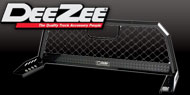 Dee Zee Heavy Duty Ultra Mesh Cab Rack