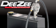 Dee Zee Rotary Fuel Transfer Pump