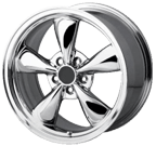 Detroit Wheels <br/>Bullet 810 Chrome
