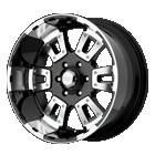 Diamo Wheels<br>17 Karat Black