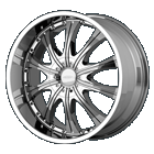 Diamo Wheels<br>30 Karat Chrome