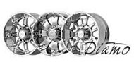 Diamo's Wheel Designs Create Its Unique Value