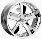 Dip Wheels <br/>X D04 Chrome