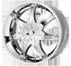 Dip Wheels <br/>Libra D15 Chrome