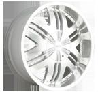 Dip Wheels <br/>Phoenix D36 HyperSilver