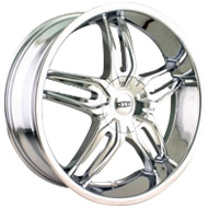 Dip Wheels <br> Bionic D63 Chrome