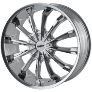 Dip Wheels<br/> Fusion D40 Chrome