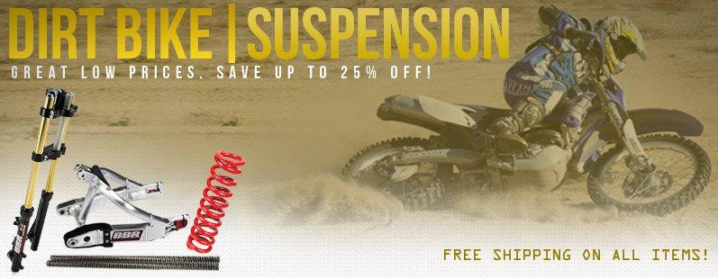 Dirt Bike Suspension, Best Prices on Dirt Bike Suspension