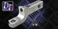 Diversi-Tech </br> Self Locking Polished Aluminum Ball Mounts