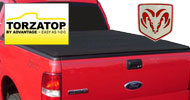 Dodge Torzatop Tonneau Covers