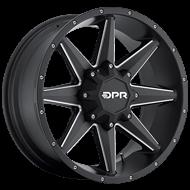 DPR Offroad DPR Stealth Black Milled Spokes Wheels