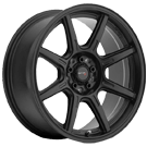 Drifz 308B Spec-R<br /> Carbon Black<br/> 4 Lug