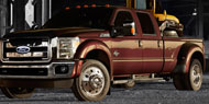2015 Ford F-450 Boasts Best-In-Class Towing