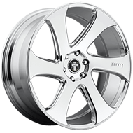 DUB Wheels Swerv S129<br /> Chrome