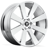 DUB Wheels 8-Ball S131<br /> Chrome