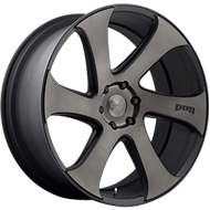 DUB Wheels Swerv S137<br /> Black Machined