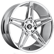 DUB Wheels LIT S202<br /> Chrome