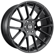 DUB Wheels Luxe S205 <br/> Gloss Black